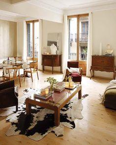 Casinha colorida: Um apartamento confortável e atual