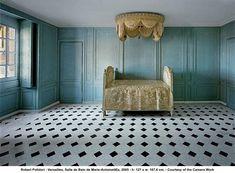 Salle du Bain de Marie Antoinette  --Versailles