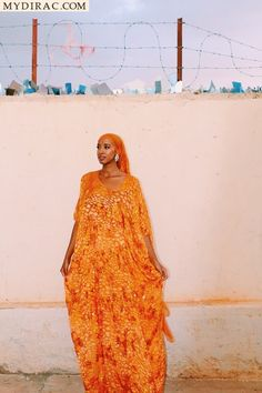 37d125b6fbd This is a traditional Somali dirac of the kind worn to formal events such  as weddings - photo taken in Hargeisa