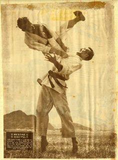Old School Gracie Jiu Jitsu