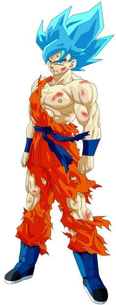 super saiyan god super saiyan