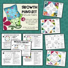 Growth Mindset Fortune Teller