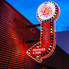 Le Thai restaurant - Las Vegas, NV