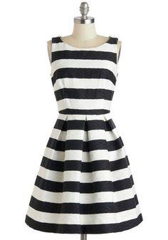 An Elegant Edge dress