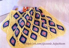 Mis Pasatiempos  Amo el Crochet: Manta