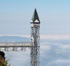 The Hammetschwand Elevator In Switzerland