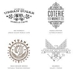 Тренды вдизайне логотипов 2014