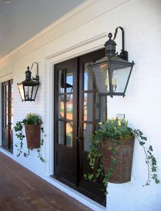60 Farmhouse Front Porch Decor Ideas