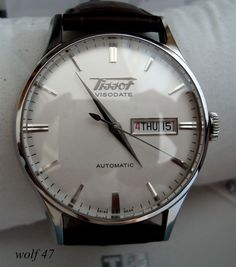 Tissot VISODATE https://uk.pinterest.com/925jewelry1/men-watches/pins/