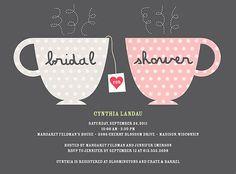 Bridal Shower Invitation Designs     #indianwedding #shaadibazaar