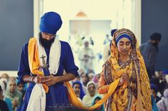 The Traditional Sikh Wedding