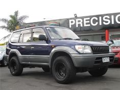 Toyota Land Cruiser Prado 1996 for sale on Trade Me, New Zealand's auction and classifieds website Toyota Land Cruiser Prado, Toyota 4, Car Repair Service, Vroom Vroom, Bikers, Outlander, Used Cars, Offroad, Motorcycles