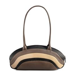 Bylin bags and accessoires Leather Bag Tutorial, Leather Bag Pattern, Yellow And Brown, Camel, Rainbow, Bags, Collection, Rain Bow, Handbags