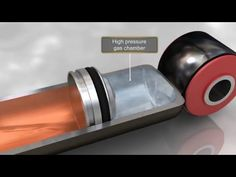 Monroe Monotube Shock Absorber Technology - YouTube