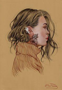 .: Elena Pancorbo Illustrations