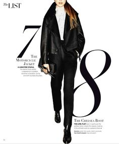 Harper's Bazaar Editorial The List, August 2013 Shot #5