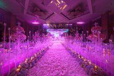 Color Symphony Wedding - Wedding Decor by Misa Vu