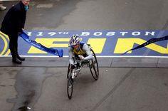 Welcome to NewsDirect411: Sports News: Boston Marathon Winner Wins By Four S...