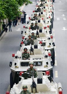 China Launches War On Muslims After Bombing « Pat Dollard