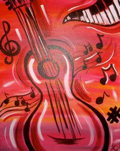 Paint Nite Dallasftworth | House of Blues Dallas June 24th