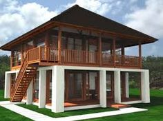 Wooden House , Find Complete Details about Wooden House,Wooden House from Prefab Houses Supplier or Manufacturer-Bali Inti Graha, Co,Ltd Thai House, Asian House, Bamboo House Design, Tropical House Design, Modern Tropical House, Tropical Houses, Rest House, House In The Woods, Style At Home