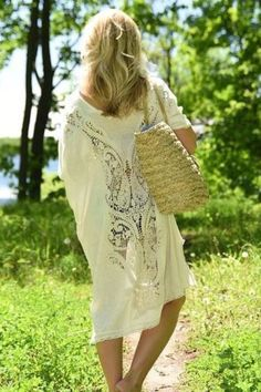 Navan Crochet Caftan, Knitted & Knotted. For more follow www.pinterest.com/ninayay and stay positively #pinspired #pinspire @ninayay