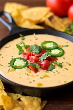 Homemade Queso Dip |