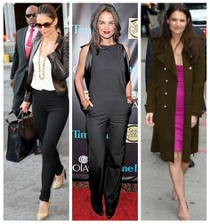 Katie Holmes has mastered the balance between style and comfort with her perfectly classic style. Shop our top picks for Katie Holmes style. Katie Holmes, Celeb Style, Classic Style, Personal Style, Celebs, Shopping, Clothes, Tops, Fashion