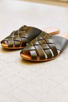 Basketweave Sandal - Urban Outfitters