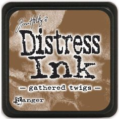 Tim Holtz® Distress Mini Ink Pad - Gathered Twigs