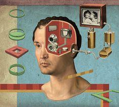 Cada um percebe a realidade a partir de sua própria estrutura cognitiva.