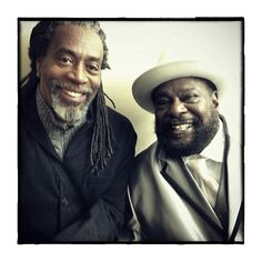 ♬ bobby mcferrin and george clinton ♬