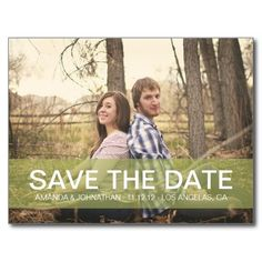 >>>Best          Simple Photo Green Save The Date Post Cards           Simple Photo Green Save The Date Post Cards This site is will advise you where to buyHow to          Simple Photo Green Save The Date Post Cards Online Secure Check out Quick and Easy...Cleck Hot Deals >>> http://www.zazzle.com/simple_photo_green_save_the_date_post_cards-239265504287510234?rf=238627982471231924&zbar=1&tc=terrest