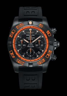 Chronomat 44 Raven - Breitling - Instruments for Professionals