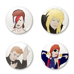 REBEL REBELDavid Bowie badge packs are new in! Buy now from http://ift.tt/1ihQVKN . . .  #shopping #sale #boutique #indie #shopsmall #smallbusiness #shop #onlineshop #onlinestore #fashion #gifts #gift #giftshop #davidbowie #bowie #art #illustration #cartoon #badges #pins #pin #stockingfiller #stockingfillers #aladdinsane #ziggystardust