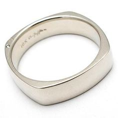 hand crafting a ring like this for Nick for his wedding band... I hope he likes it.
