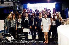 @mujerescien Presentación de la asociación 2014