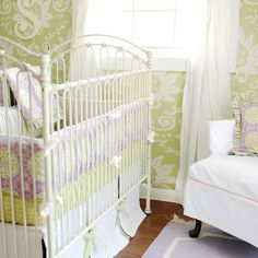 New Arrivals Crib Bedding Felicity @Layla Grayce