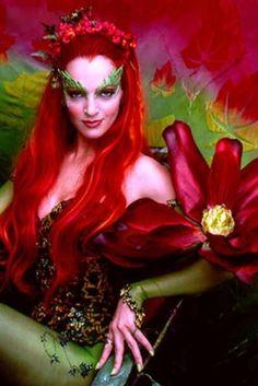Uma Thurman as Poison Ivy, Batman and Robin, 1997