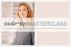 MAKE-UP MASTERCLASS:
