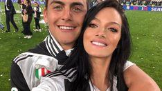 Oriana and Paulo at Allianz Stadium Turin, Italy Messi And Ronaldo, Cristiano Ronaldo, Camila Gallardo, Kissing Pranks, Best Football Players, Champions League, Fifa, Marrakech, Girl Crushes