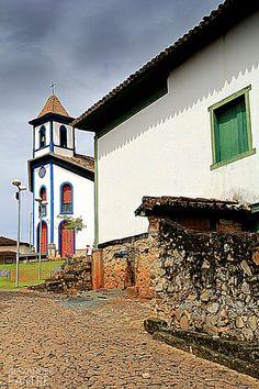 Centro histórico de Santa Bárbara - MG