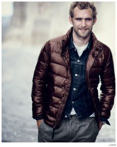 Will Chalker Dons Fall Fashions for J.Crew October Style Guide image JCrew Fall Styles Will Chalker 015