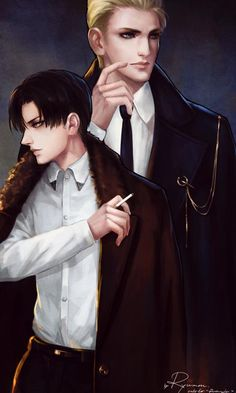 Erwin and Levi