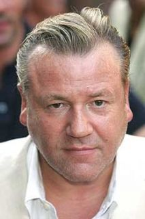 Ray Winstone - a fine fine actor with the best voice in the biz!