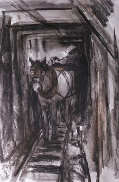 Valerie Ganz - Patient pit pony