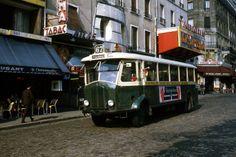 paris july 1942 | the kind of bus so many people were taken on to their deaths! Paris+Pigalle+1970+Paris+RATP%2C+autobus+TN4F+de+la+ligne+67.jpg