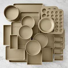 Williams Sonoma Goldtouch® Baker's Dream 25-Piece Bakeware Set #williamssonoma
