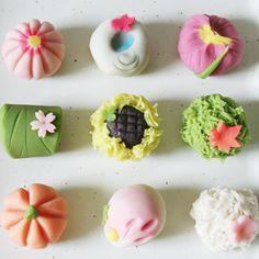 wagashi / Japanese sweets