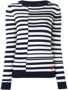 Купить Loewe полосатый свитер в Spazio Pritelli from the world's best independent boutiques at farfetch.com. 400 бутиков, 1 адрес. .